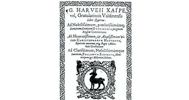 "Gabriel Harvey and the Genesis of ""William Shakespeare"""