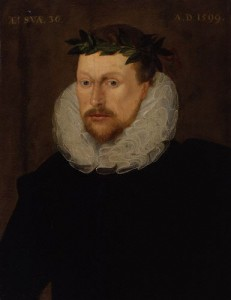 NPG 776,Michael Drayton,by Unknown artist