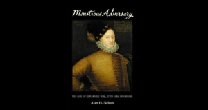 Alan Nelson's MONSTROUS ADVERSARY Reviewed by Peter Moore