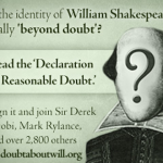 SAC Issues Mock Trial Challenge to Shakespeare Birthplace Trust