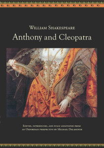 Anthony & Cleopatra cover