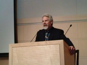 Earl Showerman presented at the SOF conference in Madison, WI.