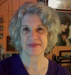 Diane Elliott is a freelance freelancer, copyediting science articles and textbooks, writing, and selling stained glass and mosaics in Riverdale, Maryland.