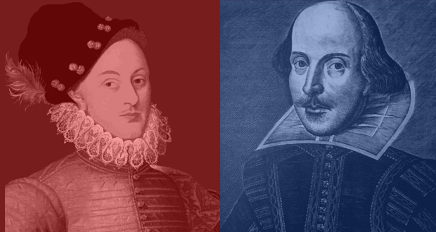 "A comparison of Edward de Vere with ""William Shakespeare"""
