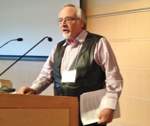 U. of York professor Don Rubin spoke about his run-in with the Globe and Mail last year.