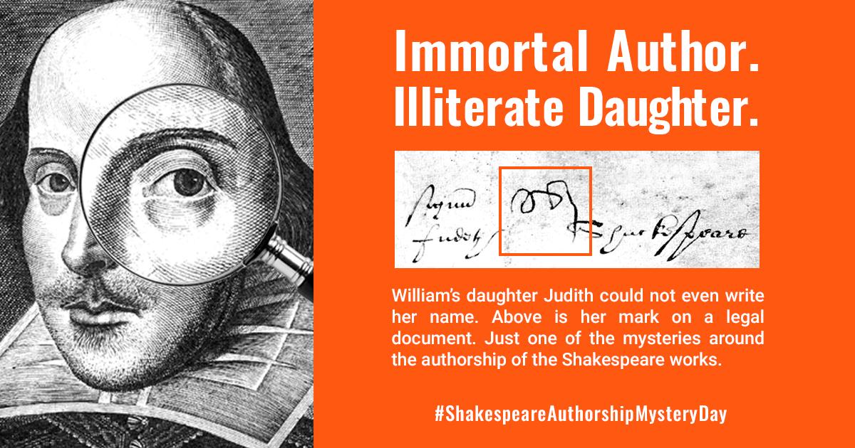 Immortal Author, Illiterate Daughter