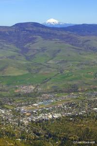 Ashland, Oregon. Photo by Fred Stockwell courtesy Ashland Chamber of Commerce