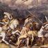 Ajax Defends Patroclus's Corpse