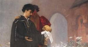 Hamlet, skull (cropped)