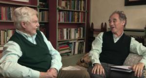 Sir Derek Jacobi and Mark Rylance Discuss Declaration of Reasonable Doubt