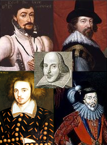 Candidates for Shakespeare authorship