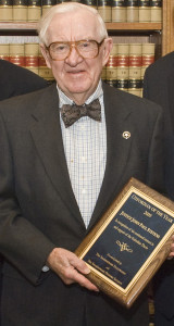 Justice Stevens was named Oxfordian of the Year in 2009.