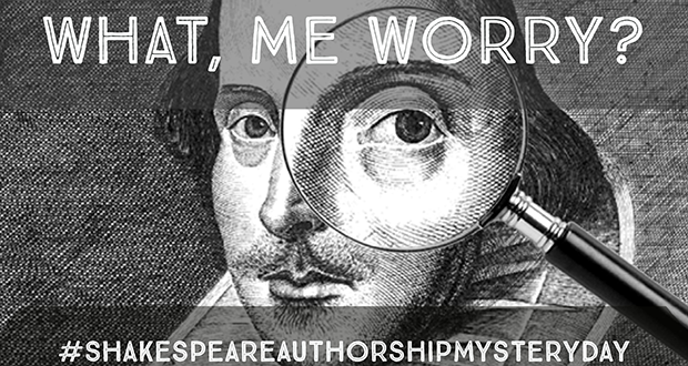 Shakespeare Authorship Mystery Day