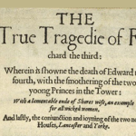 The True Tragedy of Richard the Third: another Early History Play by Edward de Vere