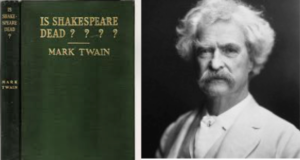Twain.Is Shakespeare Dead?  featured image