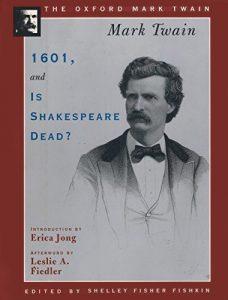 Is Shakespeare Dead? by Mark Twain