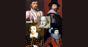 Shakespeare authorship candidates