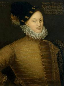 Edward de Vere, 17th Earl of Oxford (1575)