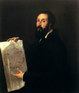 Giulio Romano portrait